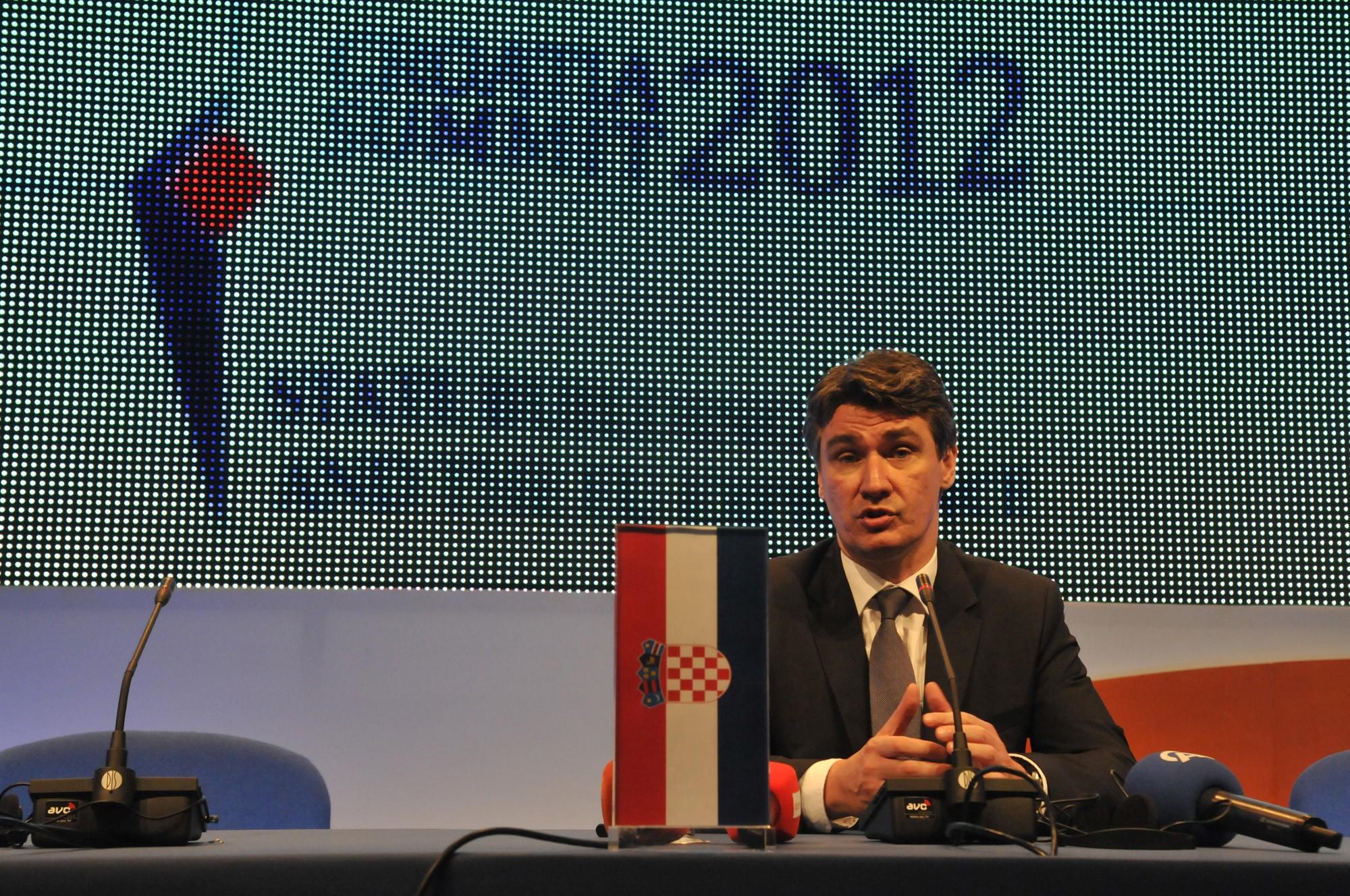 Photo of Prime Minister Milanović opens Croatia Summit