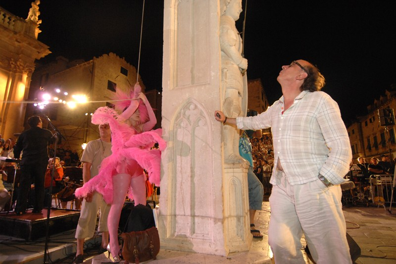 Photo of Come to general rehearsal of Dubrovnik Summer Festival