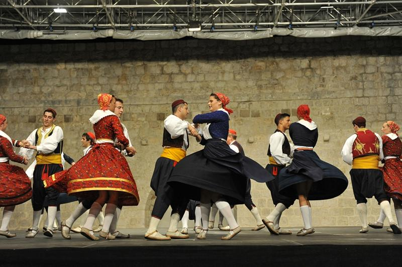 Photo of Linđo as an Irreplaceable Part of the Festival's Repertoire