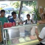 Pastry and icecream shop Sirena