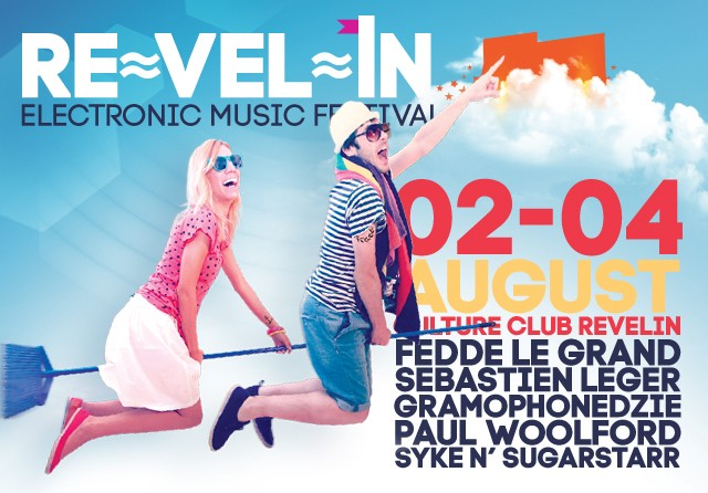 Photo of Re-Vel-In Festival: Three Days Of Musical Hedonism