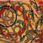 """White-headed radical move"" by Maro Mitrović"