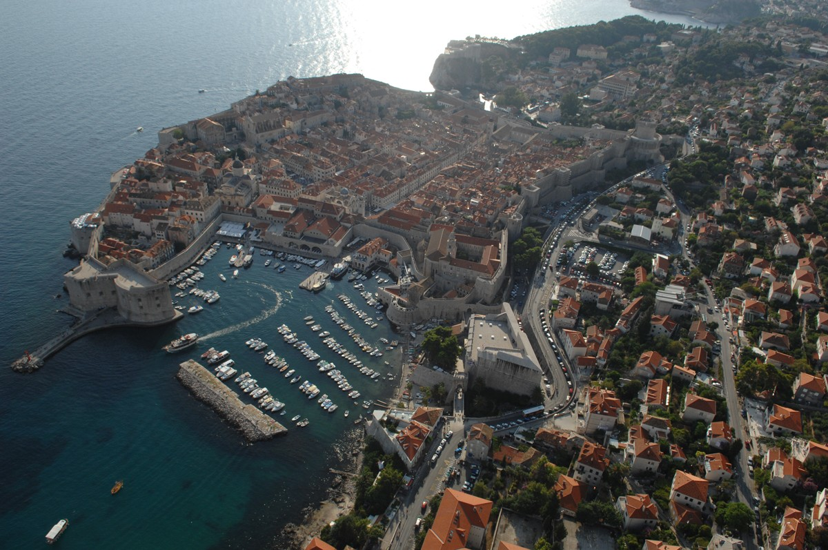 Photo of The Huffington Post: Dubrovnik is No. 1!