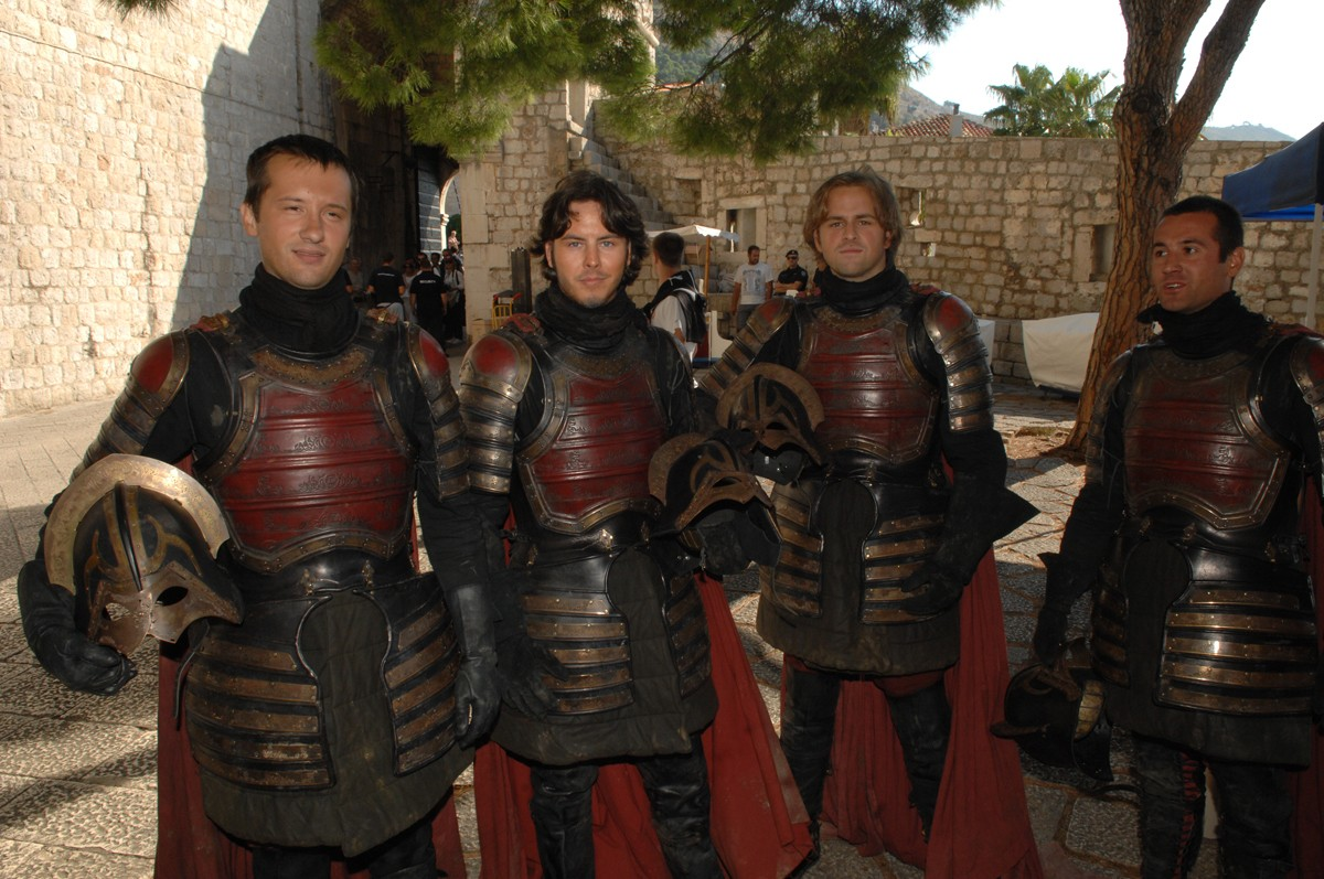 Photo of In the end of month the Game of Thrones in Dubrovnik again