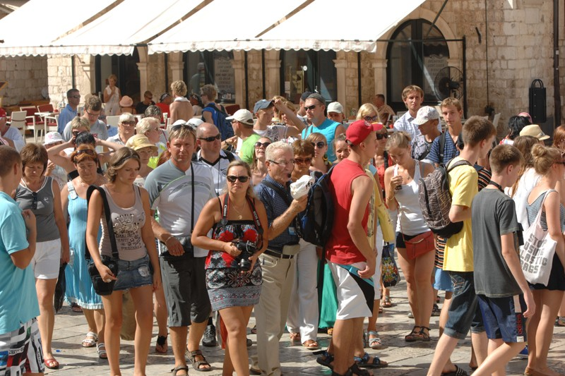 13% More Guests In The First Half Of 2013