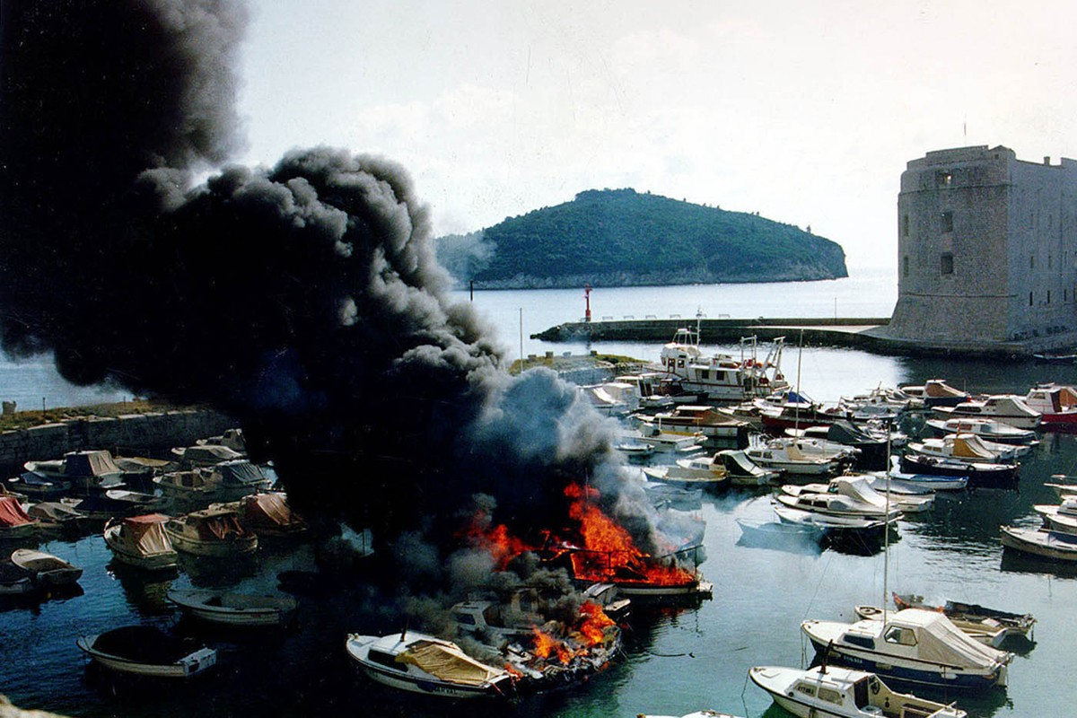 Photo of Anniversary Of Attack On Dubrovnik