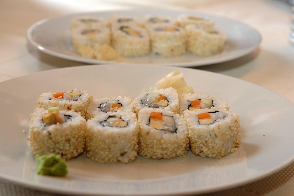 Sushi Cuisine In Cavtat