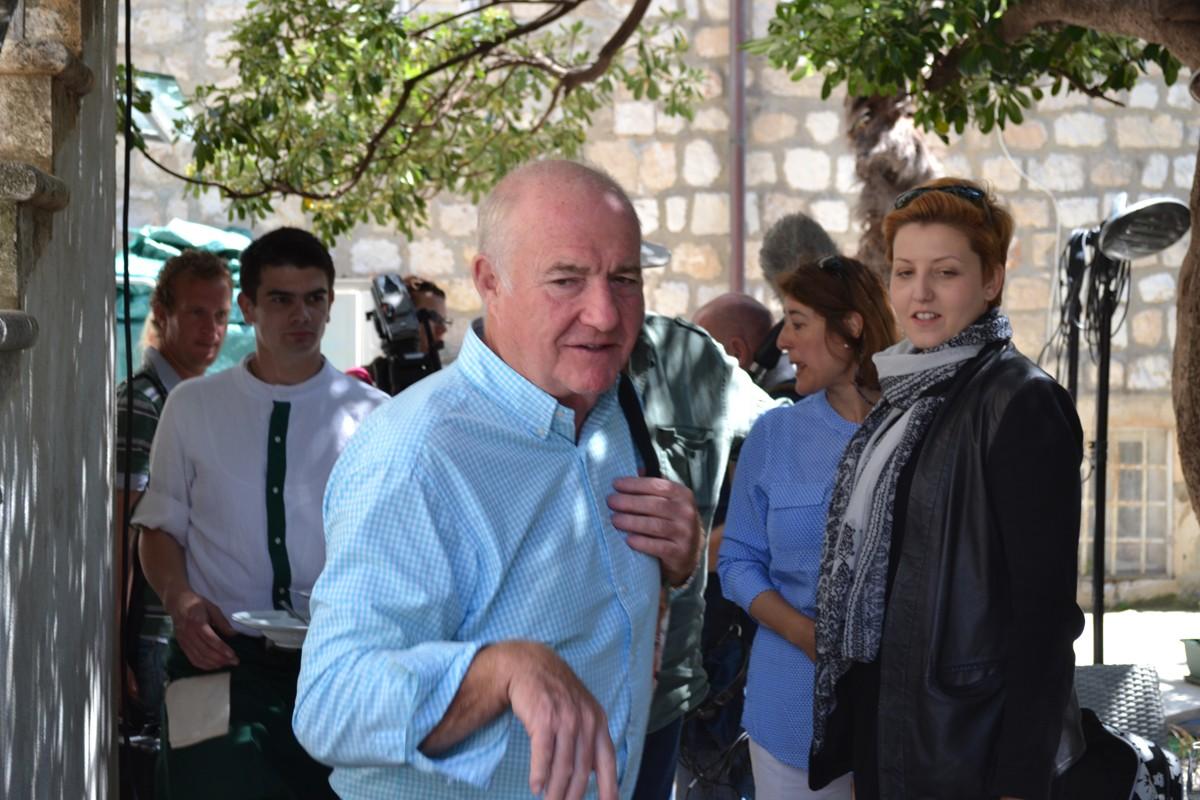 Rick Stein in Dubrovnik