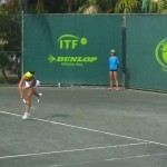 Anja Konjuh Orange Bowl