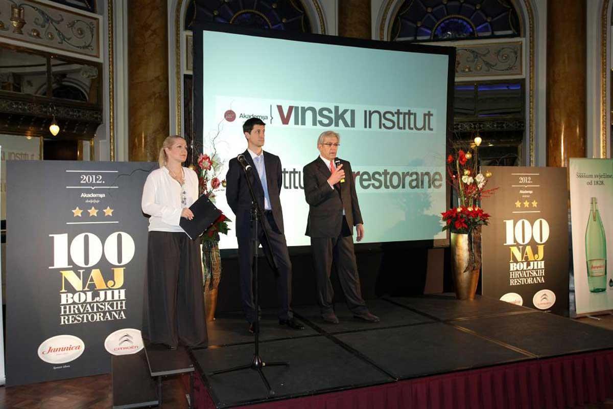 Photo of Dubrovnik Restaurants Awarded