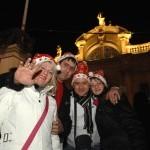 New Year 2013 celebration in Dubrovnik