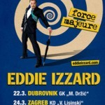 Force Majeure Eddie Izzard