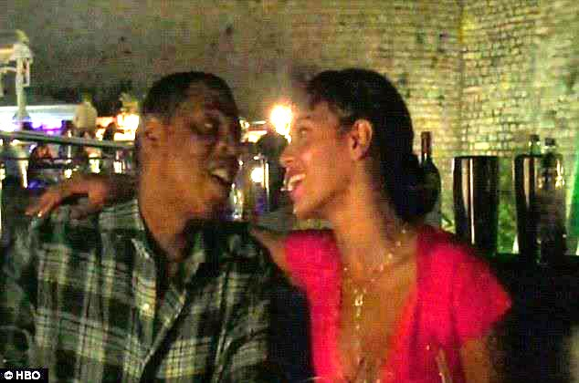 Photo of Beyonce and Jay Z Serenade Each Other In Dubrovnik