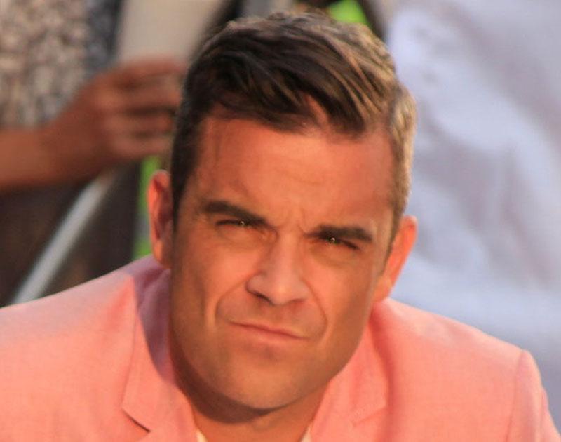 Robbie Williams/Wikipedia