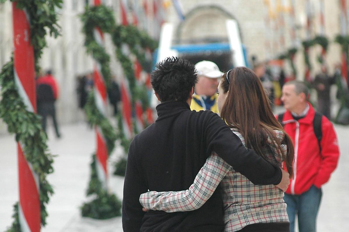 Romance in Dubrovnik