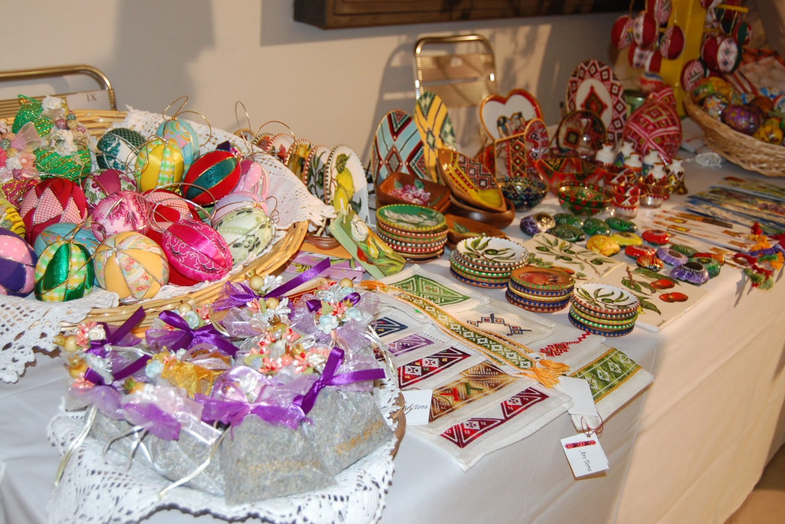 Photo of Easter Fair Opens