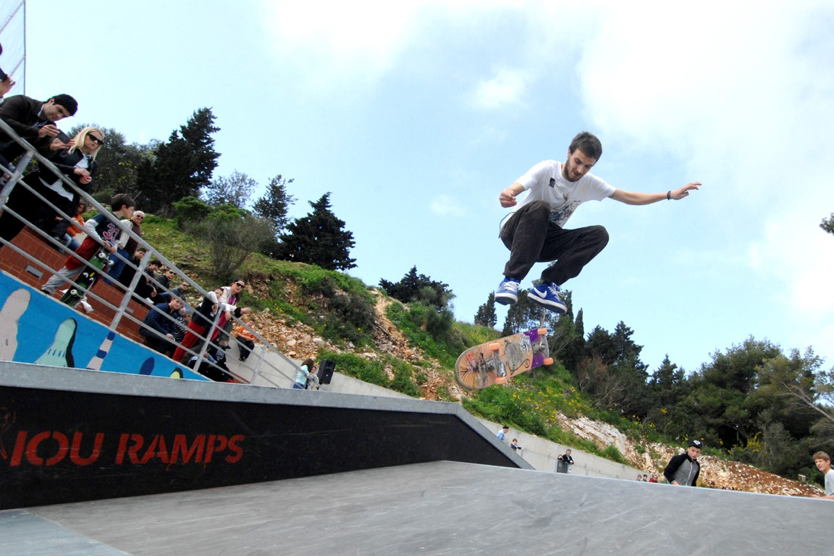 Photo of Dubrovnik's First Skate Park!