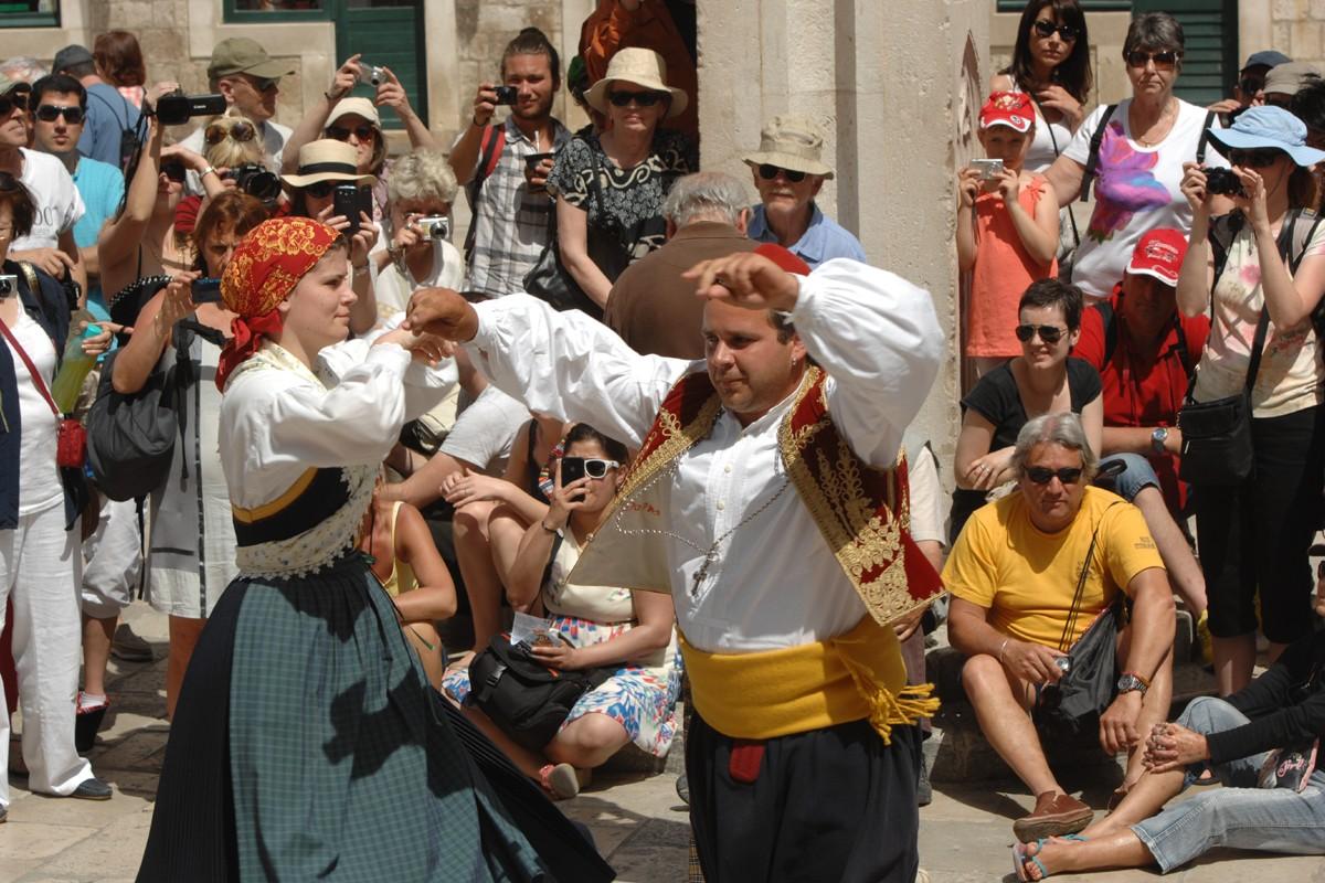 May Day Celebrations In Dubrovnik