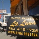 Pizzeria La Luna Dubrovnik