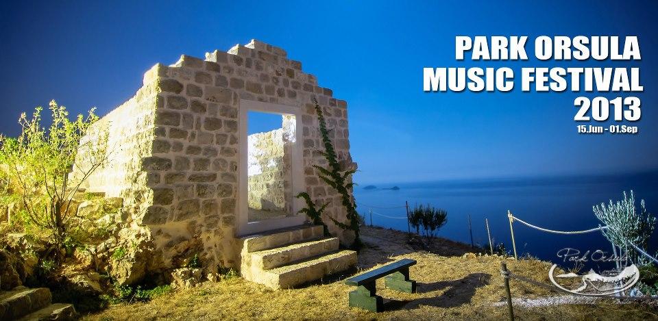 Park Orsula Music Festival 2013