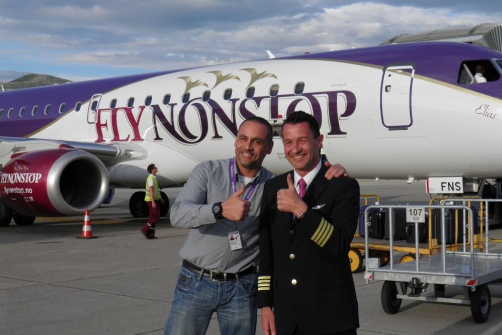 FlyNonStop Opens Kristiansand-Dubrovnik Route