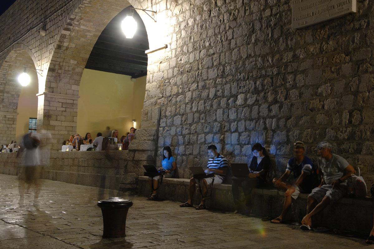 Wireless HotSpots in Dubrovnik