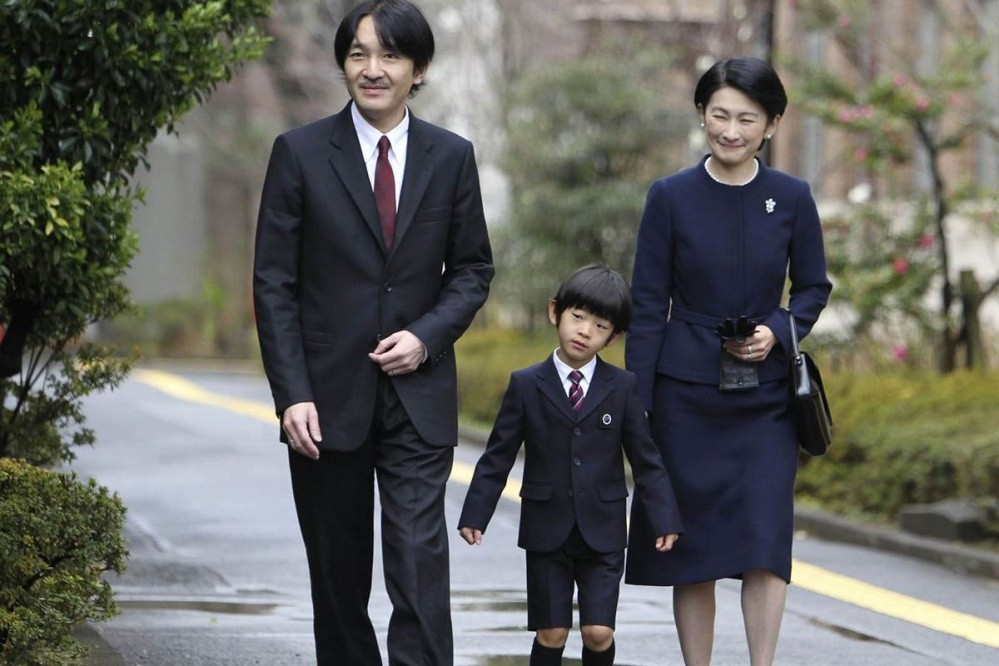 Photo of Japanese Prince Akishino To Visit Konavle