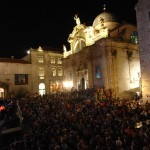 Huge Concert On Stradun To Mark EU Entry with Severina