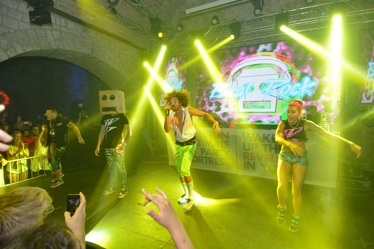 Photo of LMFAO @ Culture Club Revelin