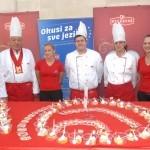 Largest Rozata Dessert Ever Made