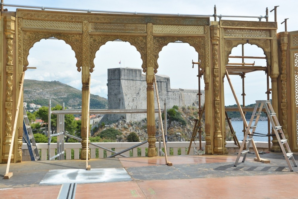 Game Of Thrones Set in Dubrovnik