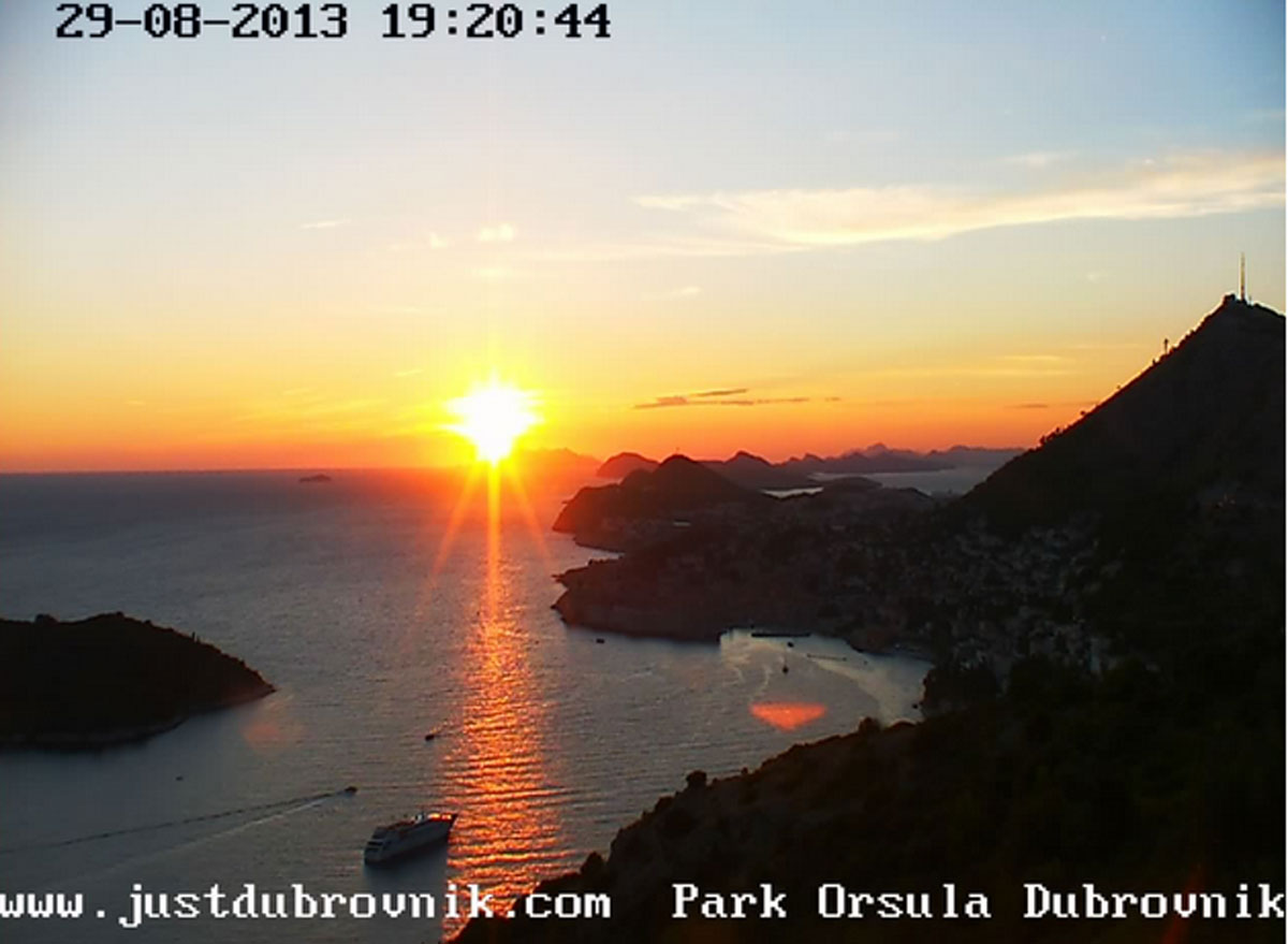 Dubrovnik live Webcam