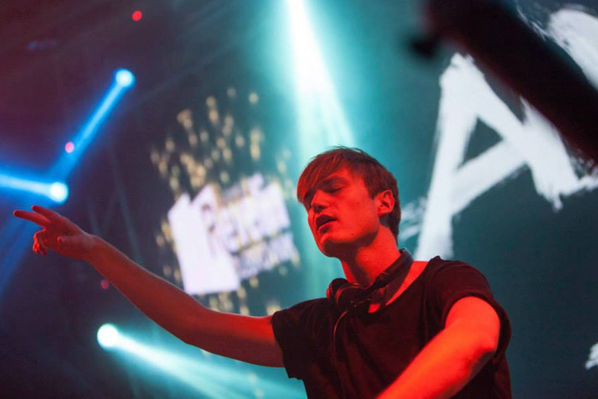 Photo of DJ Adrian Lux @ Culture Club Revelin
