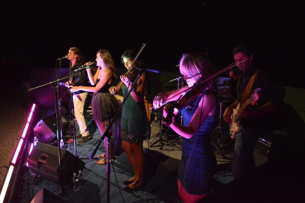 Photo of Silente Closes Park Orsula Music Festival