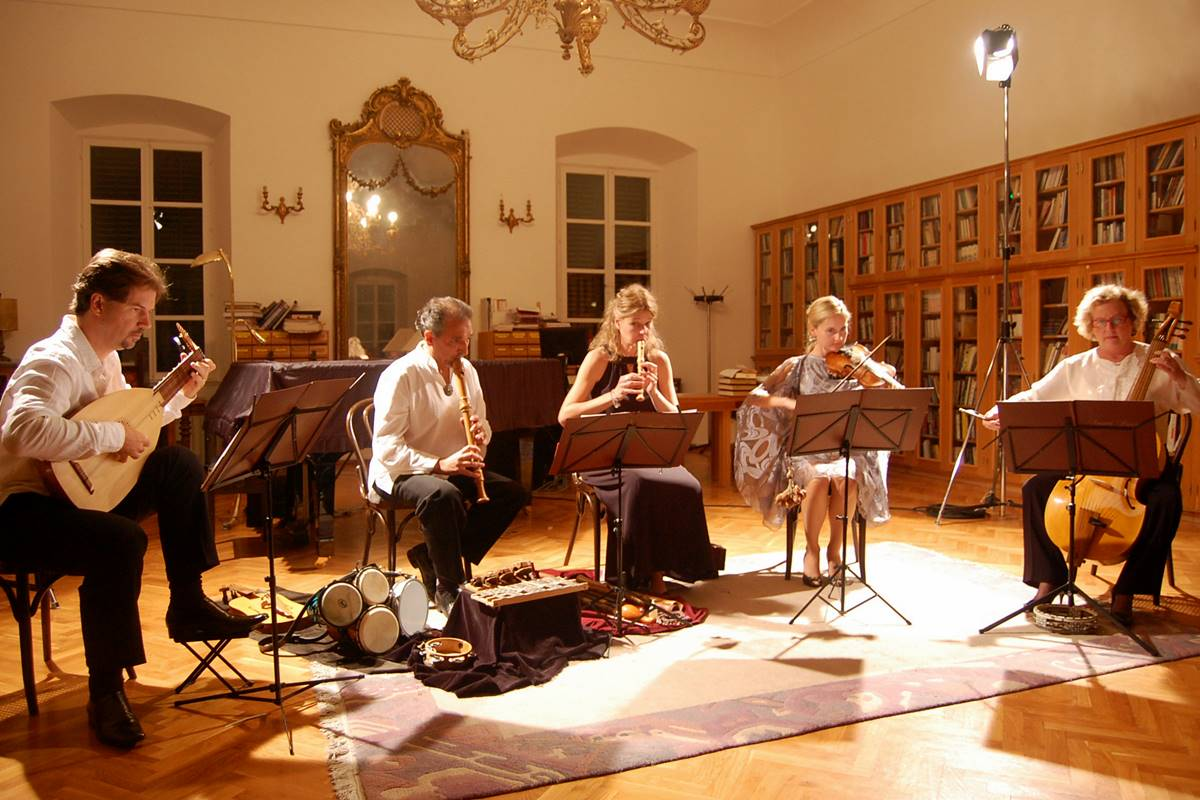 Photo of Ansambl Plazarius Close Dubrovnik Early Music Festival