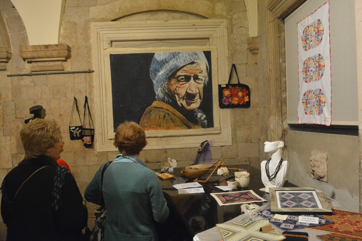 Photo of Dubrovnik Artists' Exhibition Opens