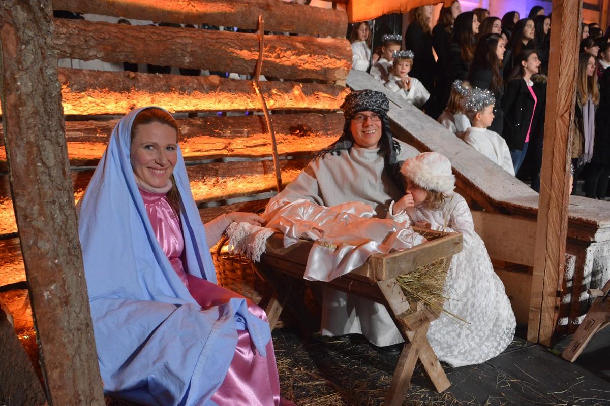 Photo of Dubrovnik Christmas Nativity
