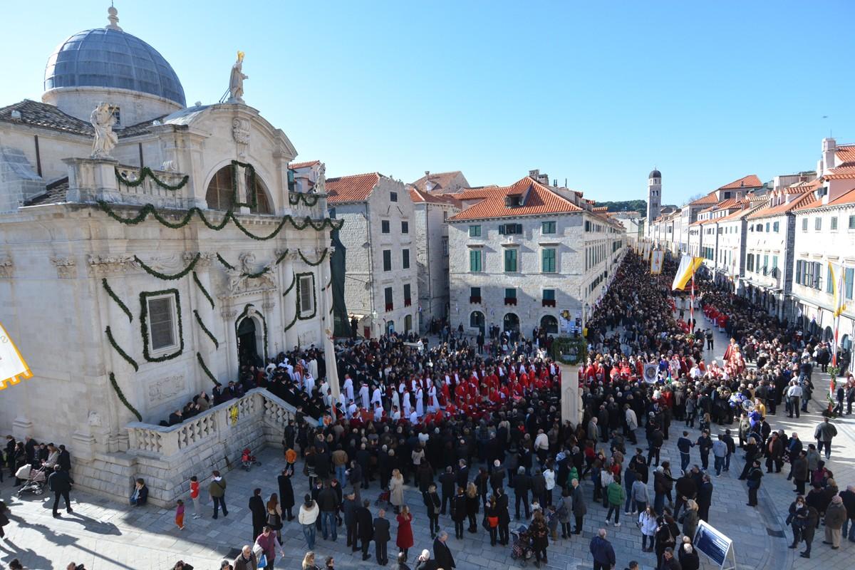 Photo of Dubrovnik Celebrates Feast Day Of Saint Blaise