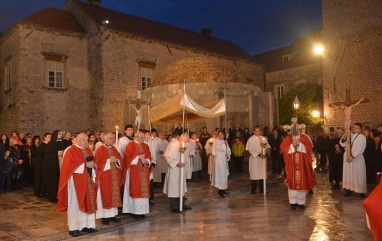 Good Friday rituals in Dubrovnik