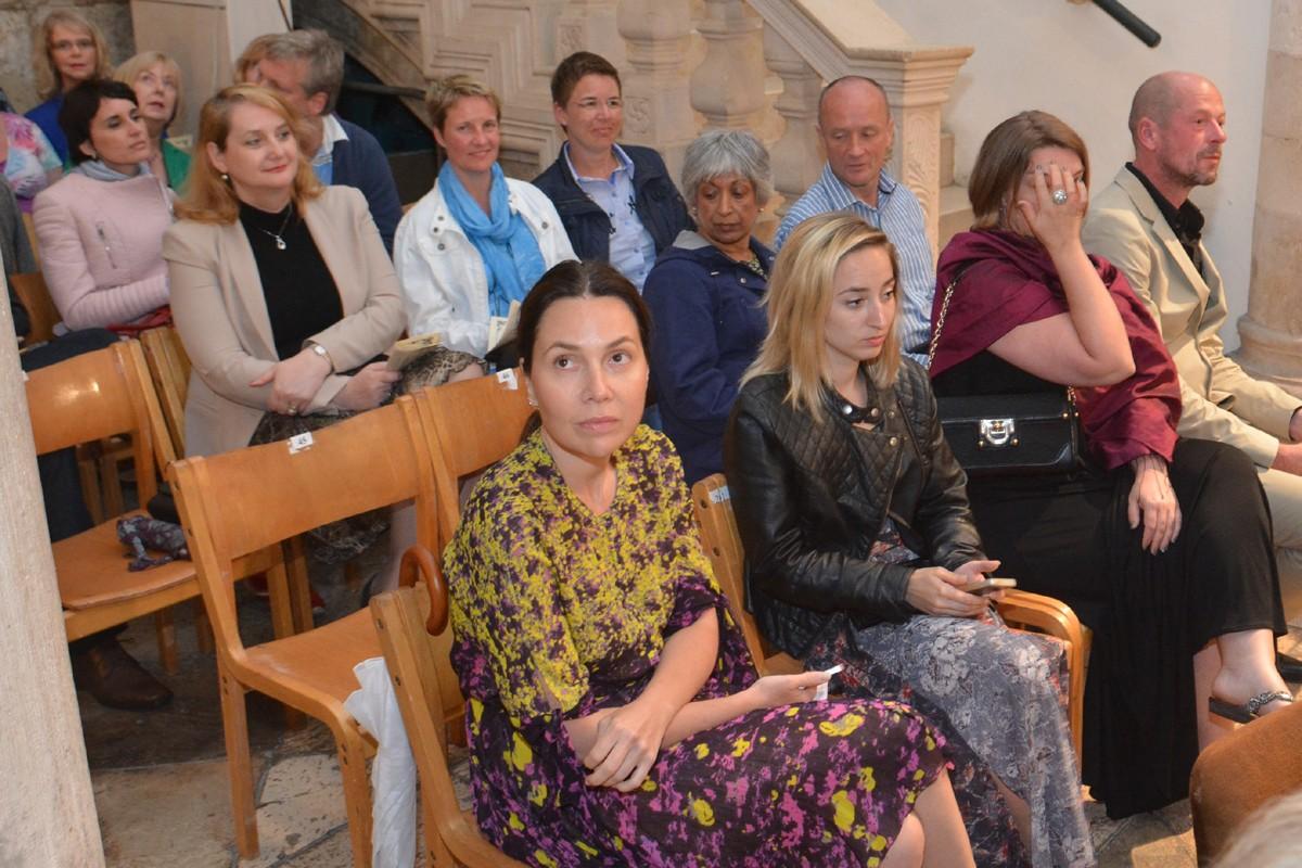 Photo of Dubrovnik's wedding of the century: Fabiola Beracasa arrived in Croatia!