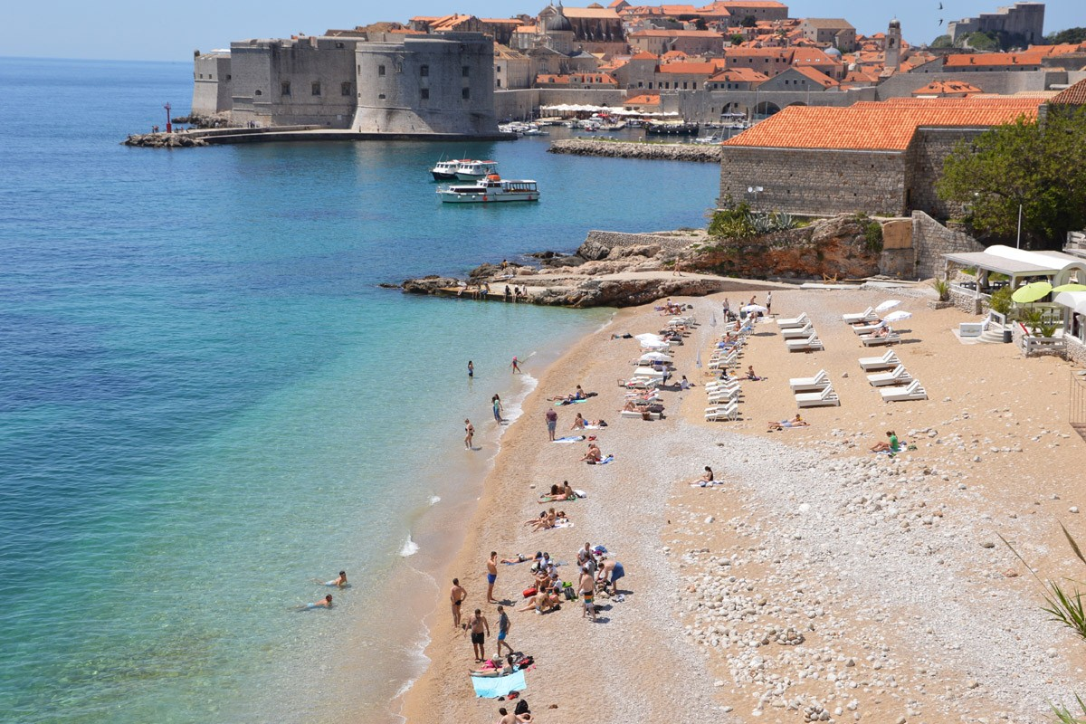 Photo of Dubrovnik on the list of top 10 cities for sex!