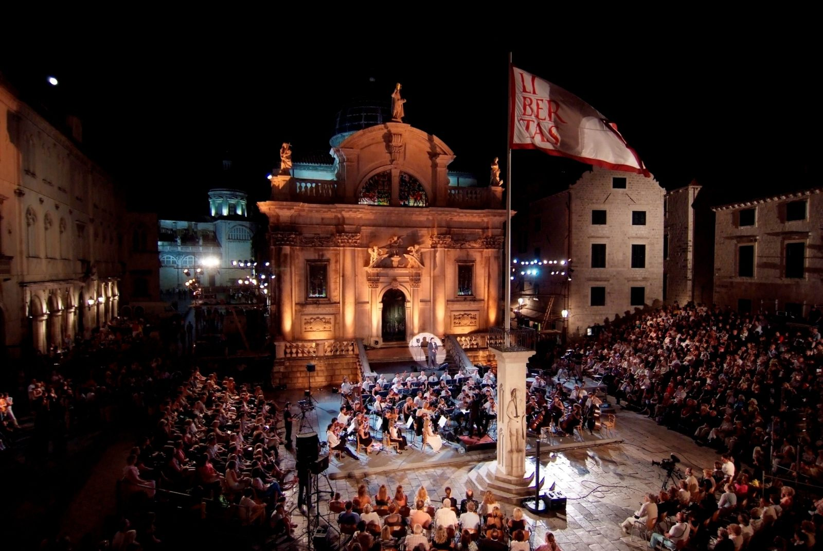 Photo of The 65th Dubrovnik Summer Festival Opens in Two Weeks!