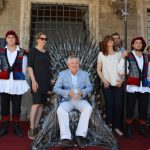 Iron Throne in Dubrovnik
