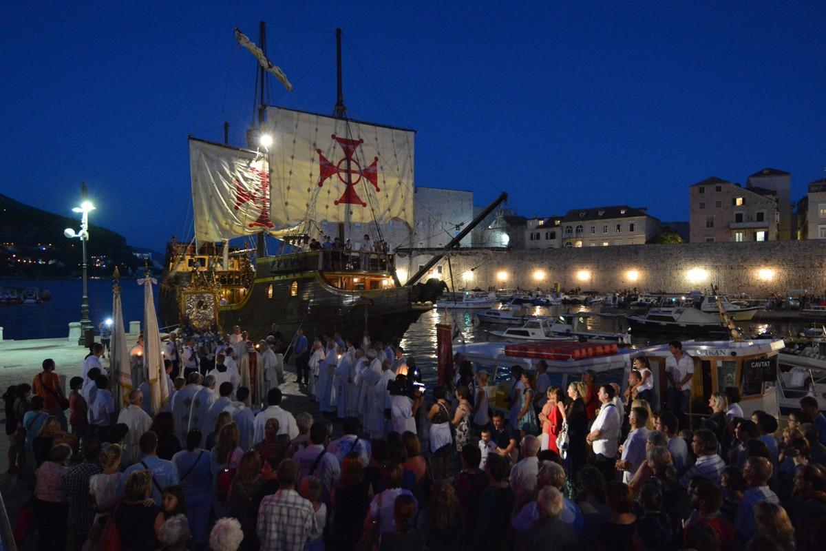 Photo of Dubrovnik citizens celebrated Assumption!