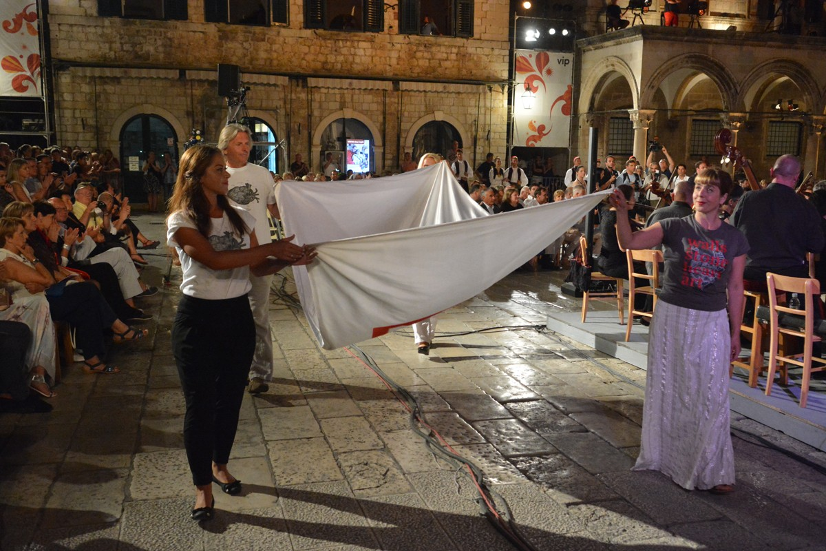 Photo of 65th Dubrovnik Summer Festival closed with song and dance!