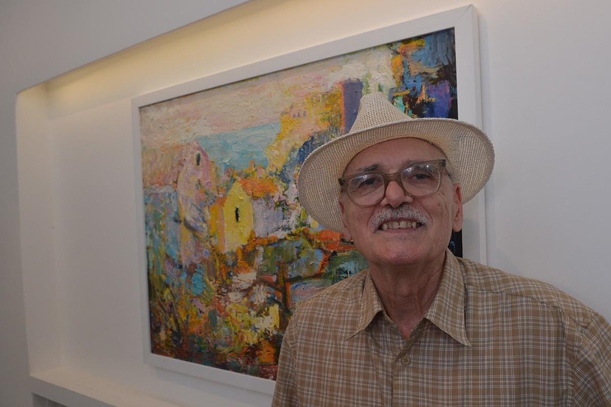 Photo of The 60th anniversary of Viktor Serbus's work
