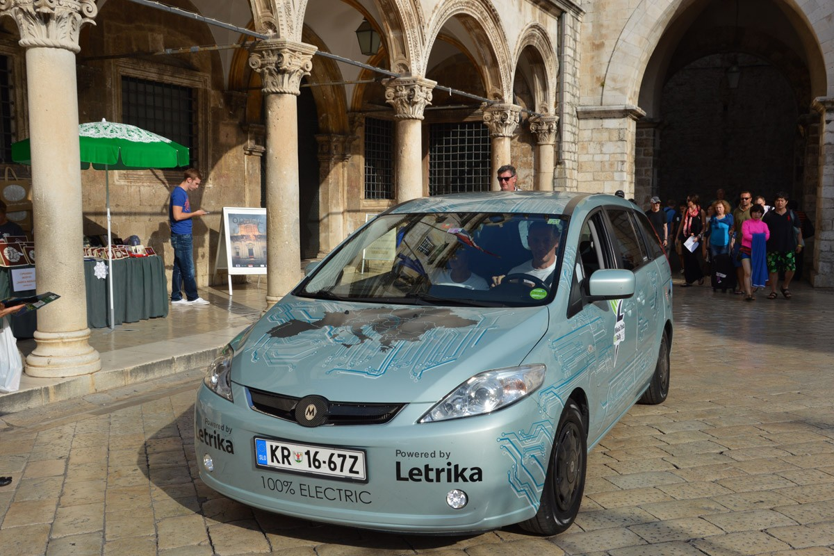 Photo of Electric automobile broke the world record in Dubrovnik!