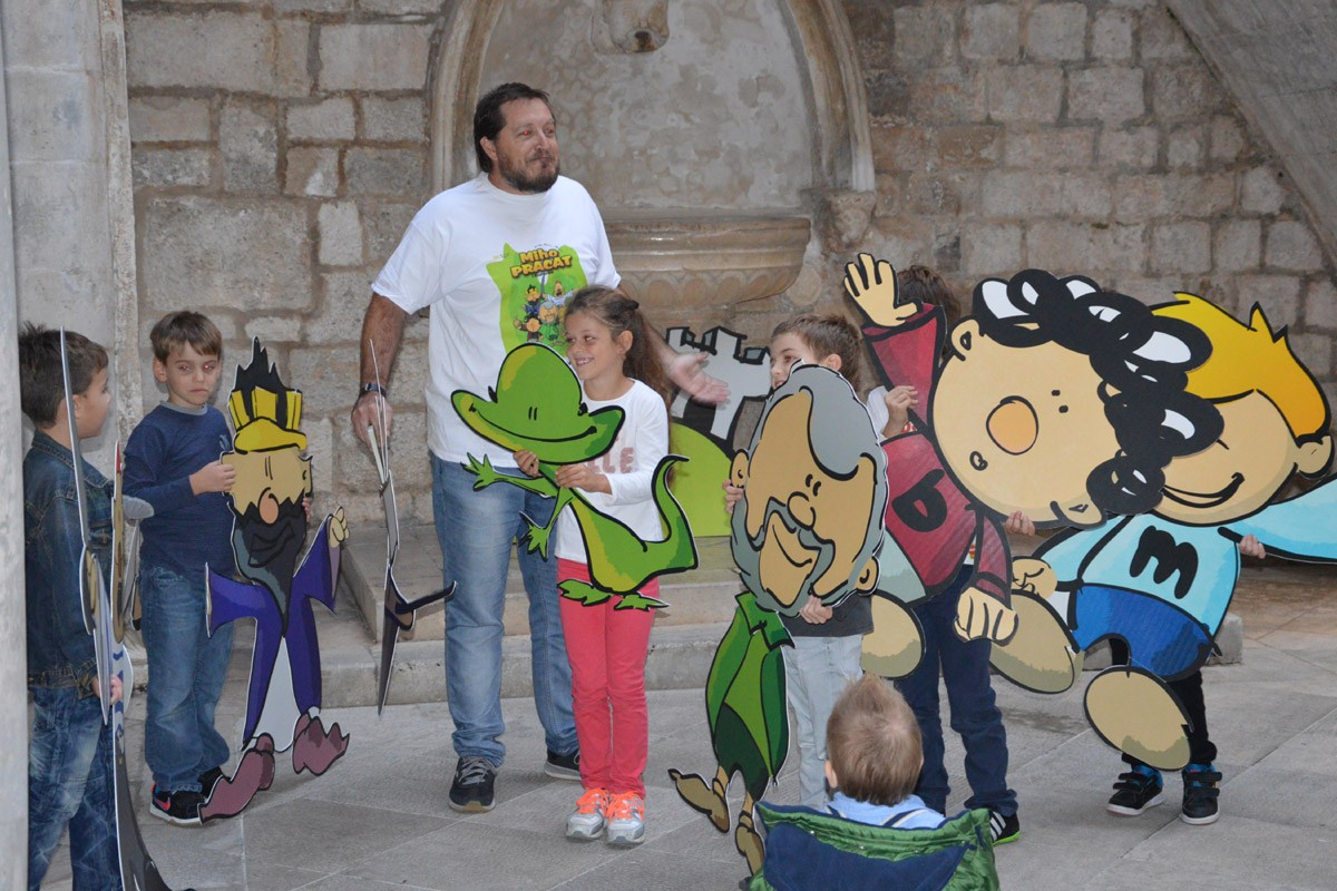 Photo of Dubrovnik for kids: Adventures of Maro and Baro