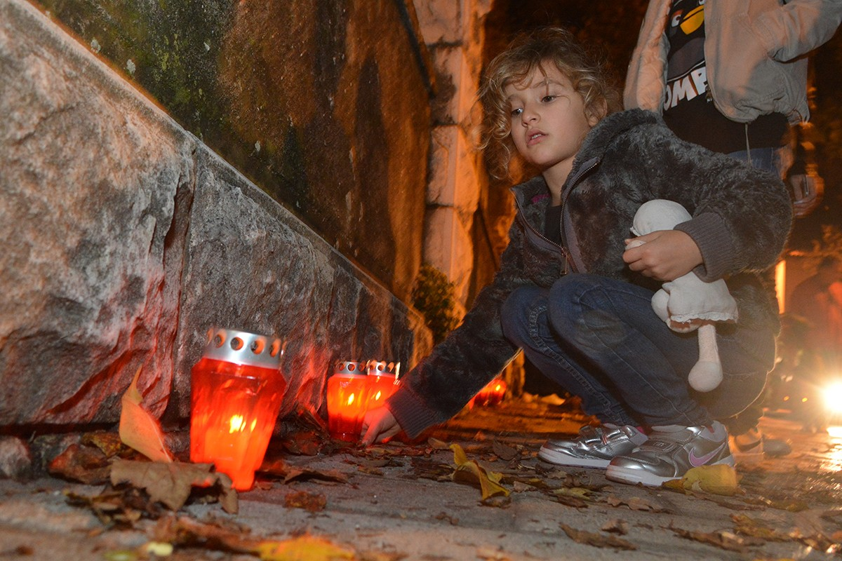 Photo of Candles and prayers for Vukovar