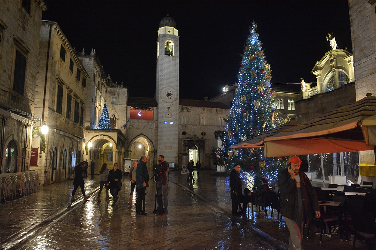 Photo of Winter variation of the Summer Festival in Dubrovnik